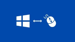 turn off mouse acceleration windows