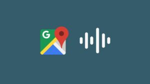 fix google maps not talking android