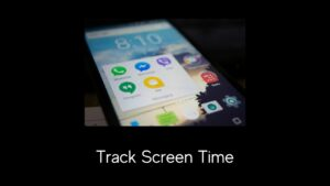 check screen time android