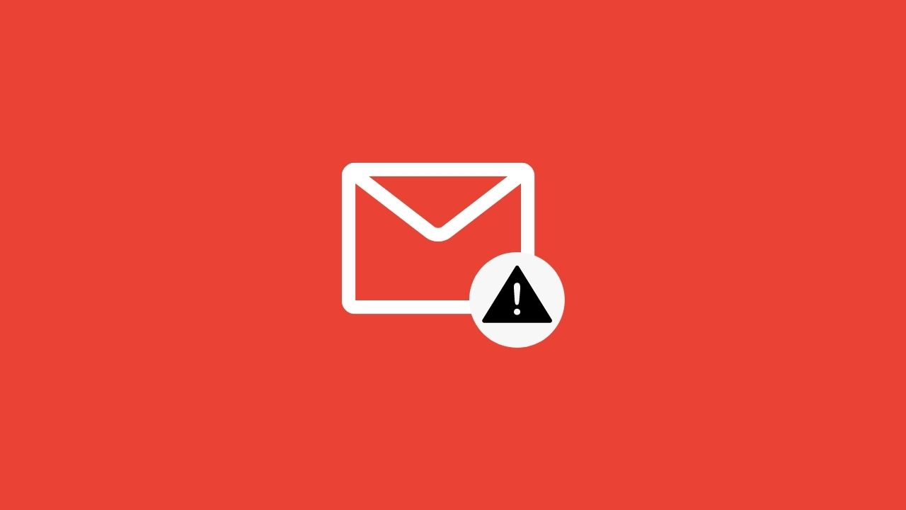 fix gmail not sending emails