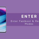 enter fastboot recovery modes oneplus nord ce 5g